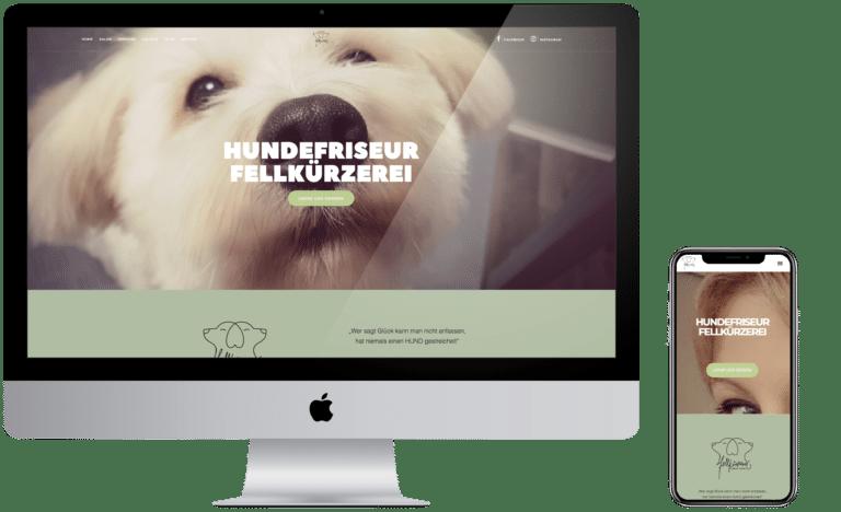 Hundefriseur - Fellkürzerei