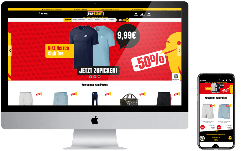 Sportpicker Website