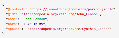 JSON-LD Code-Schnipsel