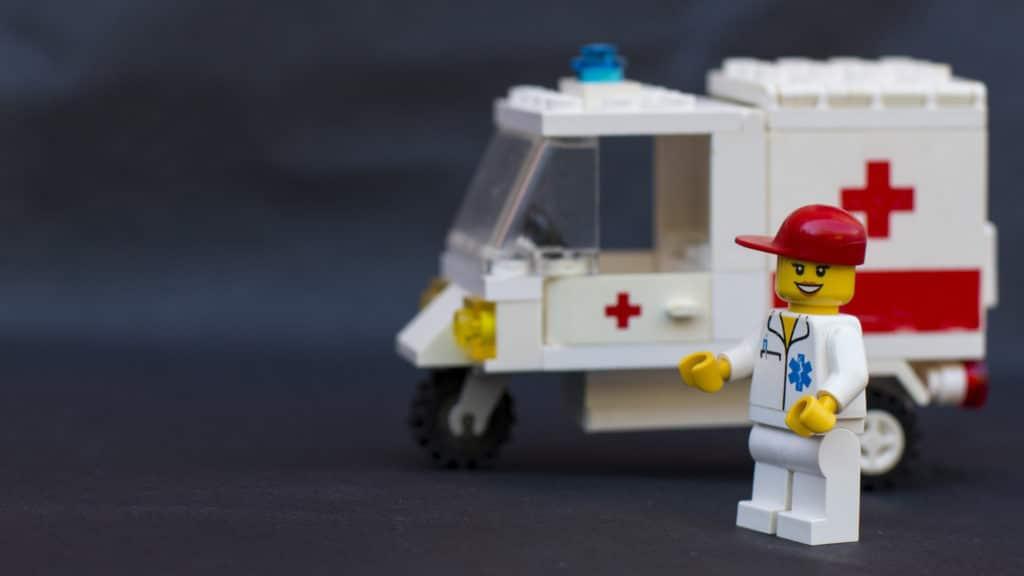 Lego Krankenwagen